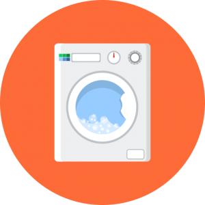 Wasmachines voorvertoning